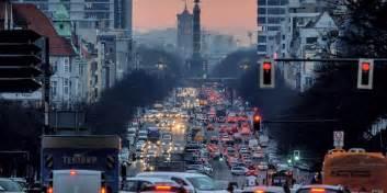 Studie: Durchschnittsgeschwindigkeit in Städten