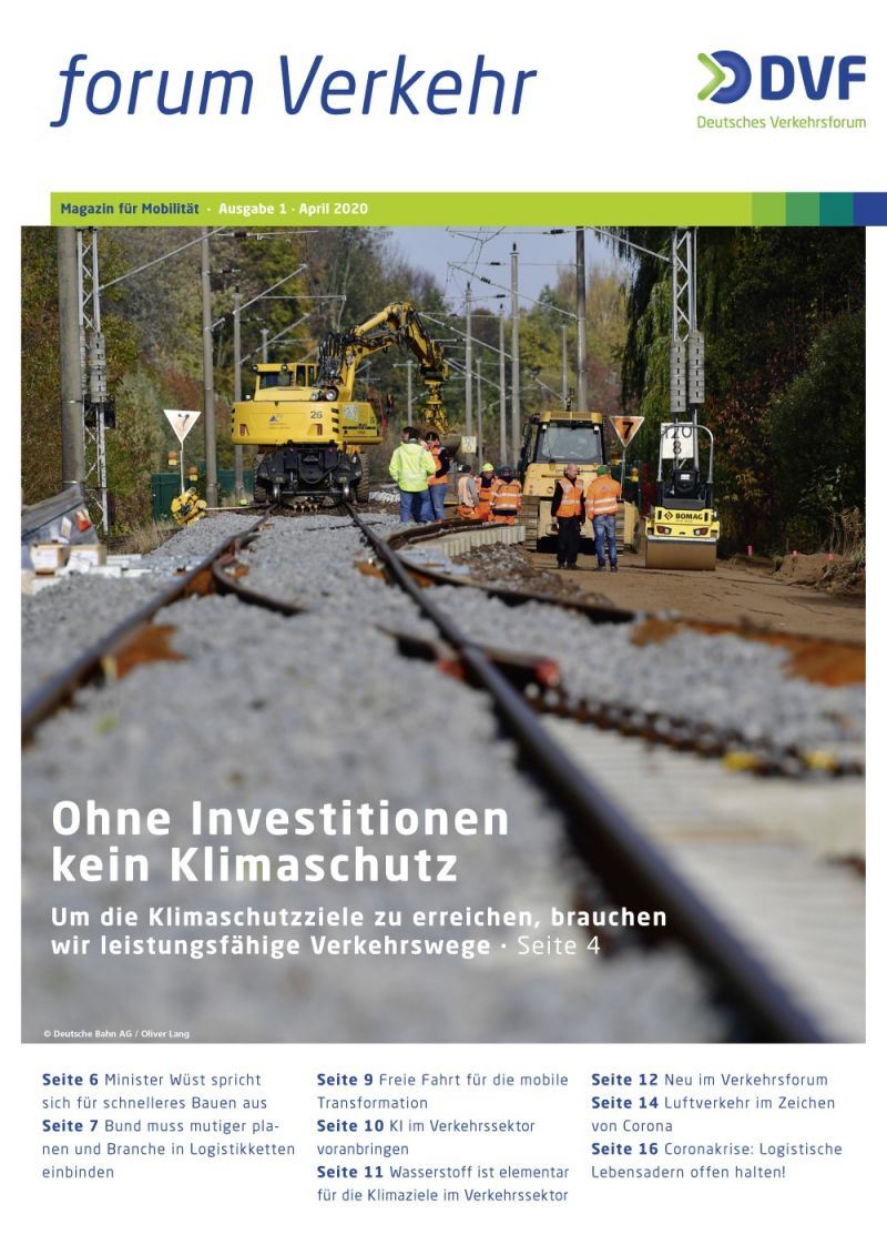 Newsletter Magazin Nr. 1/April 2020