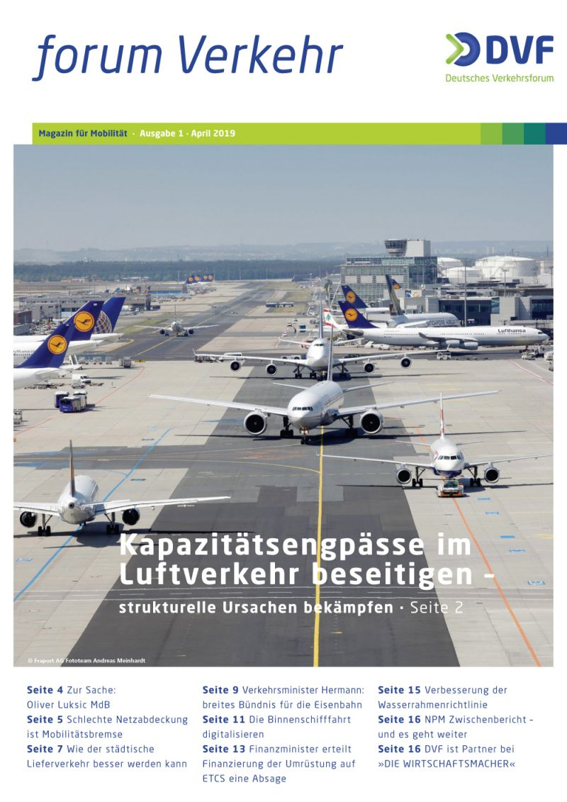 Newsletter Magazin Nr. 1/April 2019
